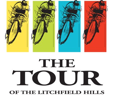The Tour of the Litchfield Hills logo